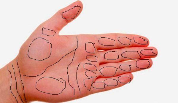chiromantie ghicitul in palma