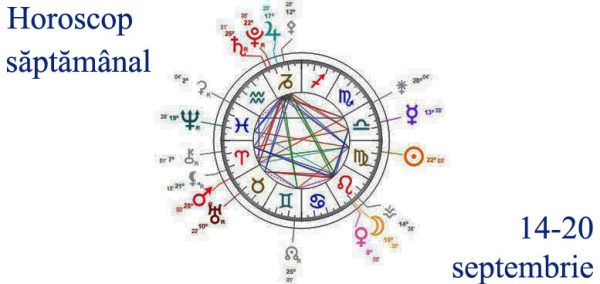 horoscop saptamanal 14-20 septembrie 2020