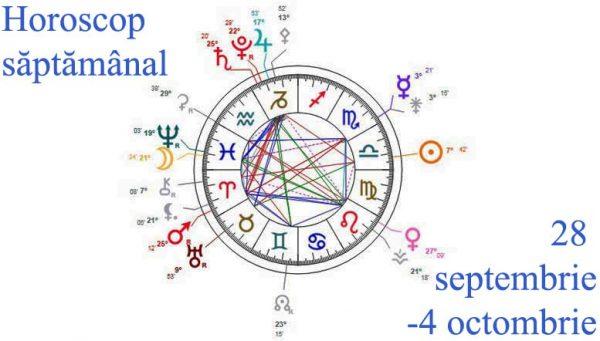 horoscop saptamanal 28 septembrie 4 octombrie