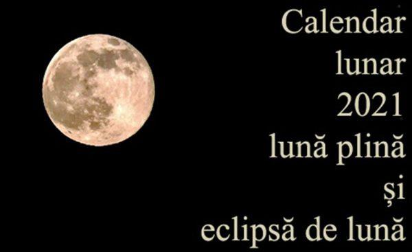 luna plina 2021 calendar lunar