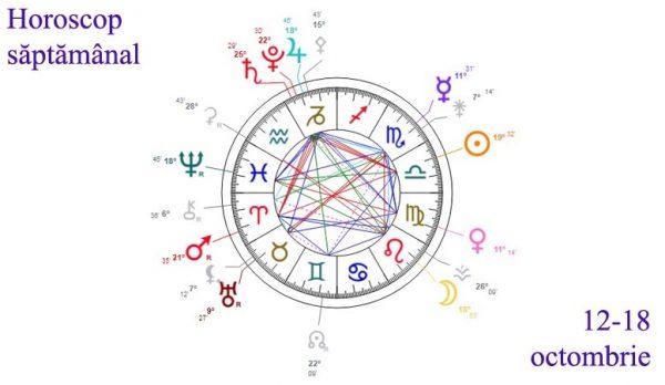 horoscop saptamanal 12-18 octombrie 2020