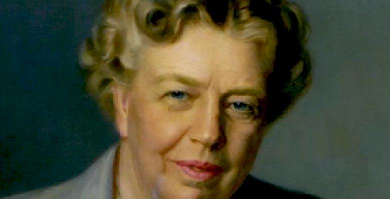 nascuti 11 octombrie Eleanor Roosevelt