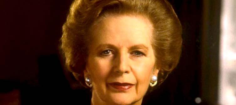 nascuti 13 octombrie Margaret Thatcher
