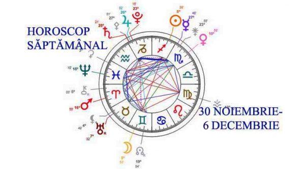 horoscop saptamanal 30 noiembrie-6 decembrie