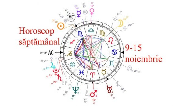 horoscop saptamanal 9-15 noiembrie 2020
