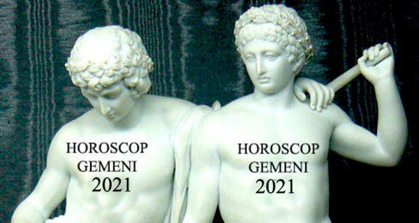 horoscop gemeni 2021