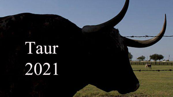 horoscop taur 2021