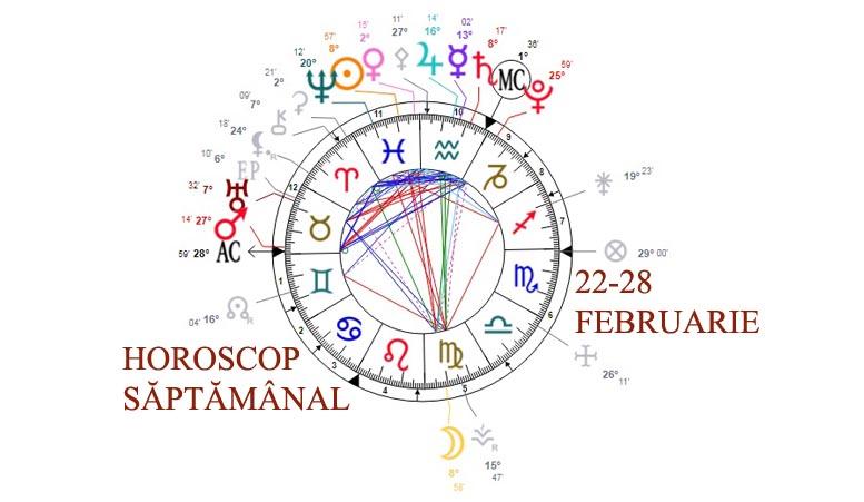 horoscop saptamanal 22-28 februarie 2021