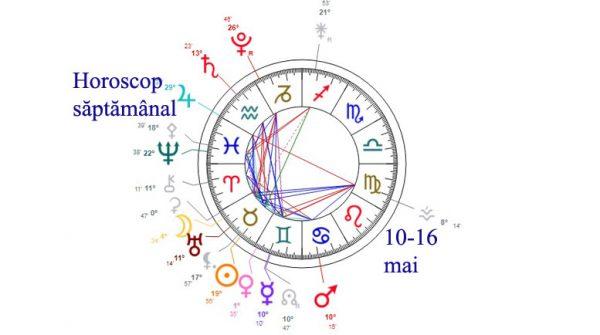 horoscop saptamanal 10-16 mai 2021
